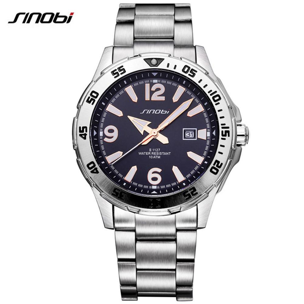 c7a63f97e24 Compre Venda Quente 10bar Waterproof Mens Diving Sports Relógios De Pulso  Auto Data 2017 Top Luxury Brand Luminous Males Geneva Quartz Watch 007 De  Dagu002