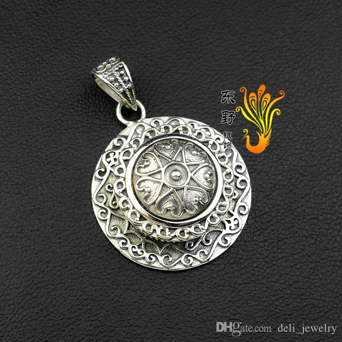stainless in c silver necklaces zales locket floral quot steel circle v lockets cutout