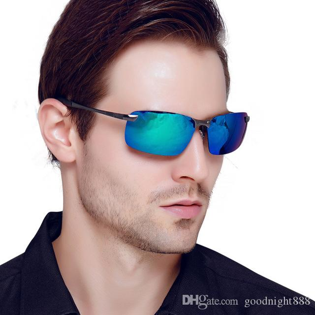 Homme 400 Lunettes soleil Designer Fashion Shades de la Lunettes Eyewear de  Homme UV Marque Hommes mode ... 58ea7358781b