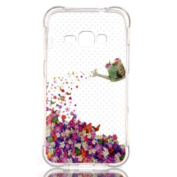 3D Flower Slim Soft TPU Case Girl Tiger Cartoon Shockproof For Samsung J1 Ace J110 J710 2016 J7 Huawei Honor 5X Xiaomi M5 Mi5 Meizu MX5 Skin
