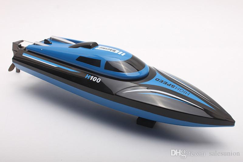 Hot Sale Fast Rc Boats Electric Remote Control Boat High Speed Rc Speedboats Ship Toys For Children Dropshipping Fastest Rc Car Remote Control Toy
