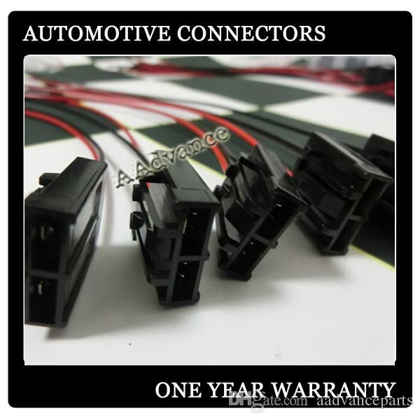 Wiring harness Connector plug Pigtail Clip Adapter Fit for WALBRO GSS341 GSS342 GSS340 Fuel Pump