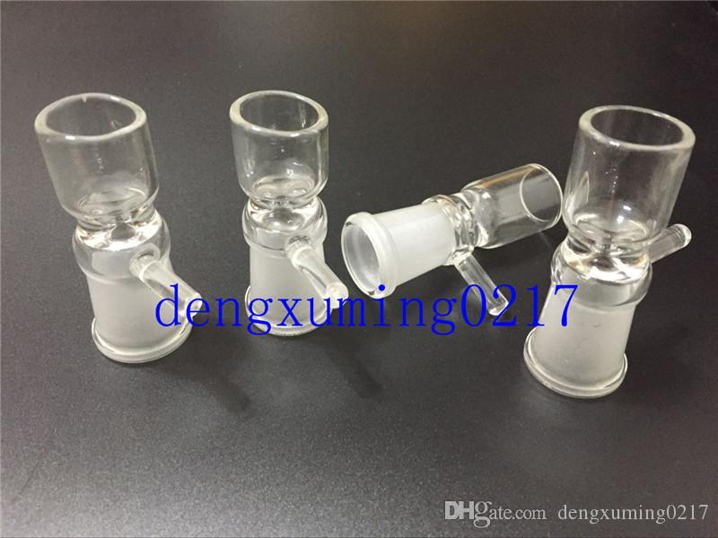 새로운 유리 물 여과기 유리 담배 파이프 그릇 흡연 오일 버너 유리 파이프 유리 봉