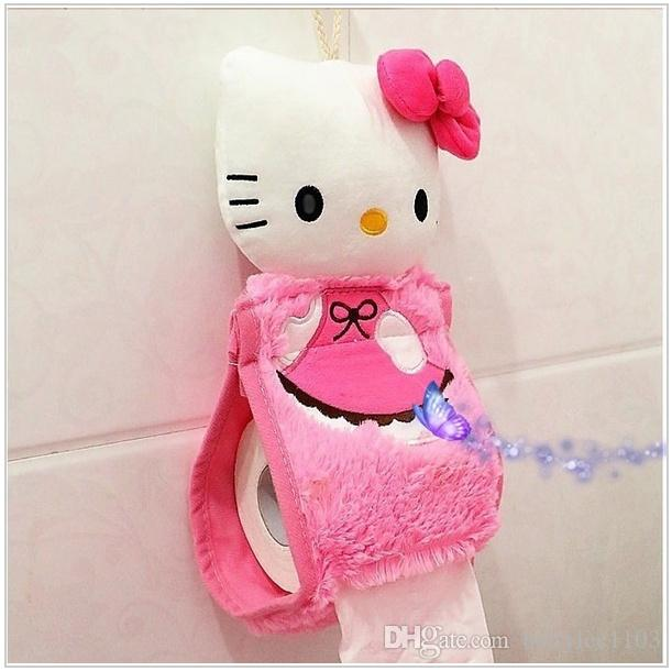 Best Hello Kitty Bathroom Set Toilet Set Cover Wc Seat Cover Bath