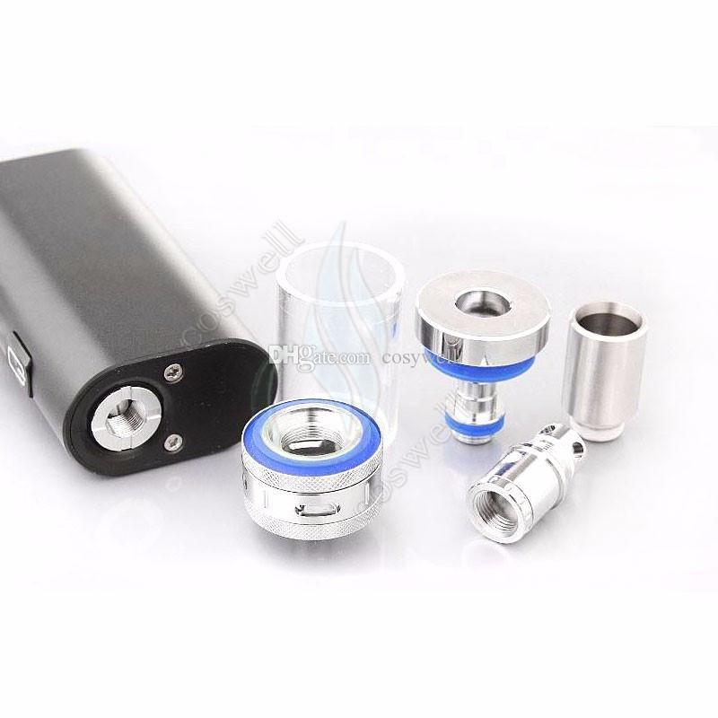JomoTech Lite Kit kit di avvitamento Kit 40 min Jomo 40w box mod mini bulit-in kit di vaporizzatori batteria 2200mAh 3ml Lite serbatoio e sigarette vapori DHL