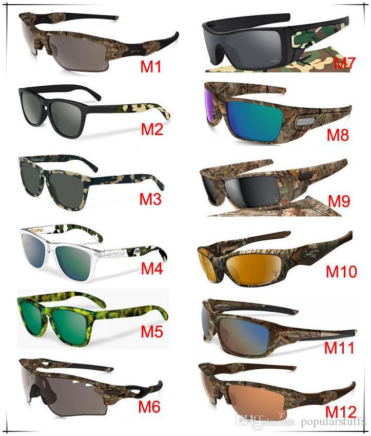 Großhandel Heißesten Camo Marke Designer Sonnenbrillen Mossyoak ...