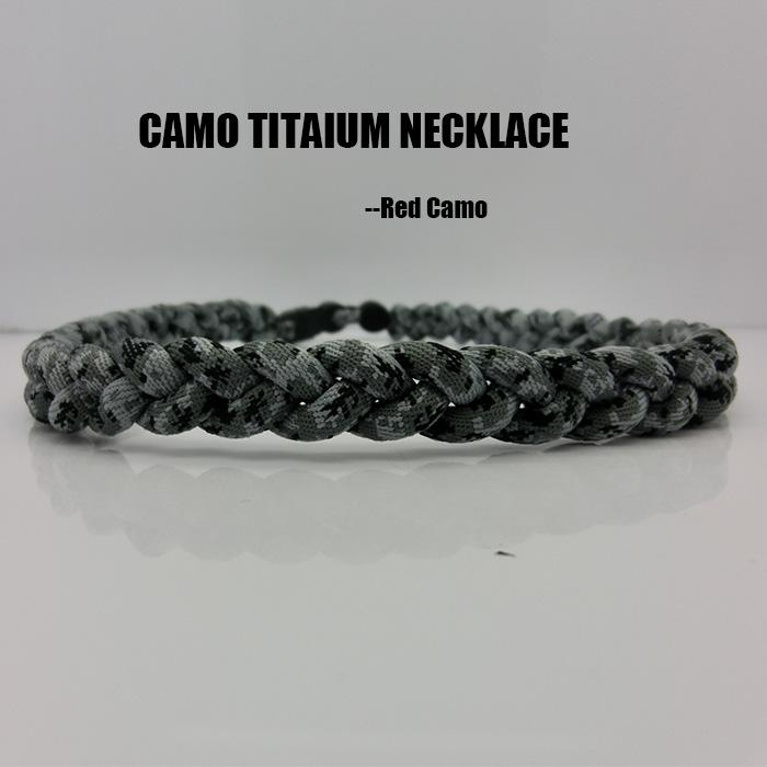 3 Веревки Титановое Ожерелье Торнадо