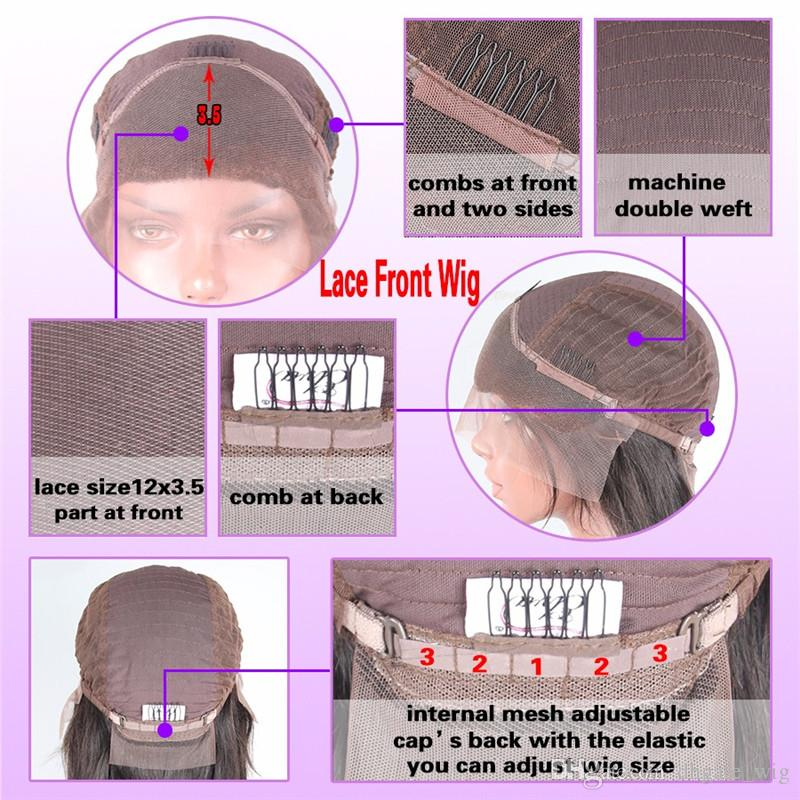 2016 New Arrival Unprocessed 7A Peruvian Human Hair Silky Straight Bleached Knots Silk Top Full Lace Wigs With Baby Hair