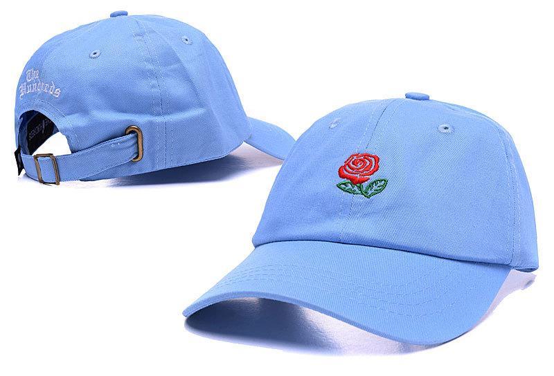 4d68145fd Hot sale The Hundreds Ball Cap Snapback The Hundreds Rose Dad Hat Baseball  Caps Snapbacks Summer Fashion Golf Hat Adjustable Sun Hats
