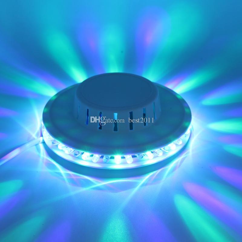 RGB-Sonnenblume führte Stadiums-Licht sprachaktivierte geführte Nachtclub-Stadiums-Lichteffekt-Laser Lumiere-Leuchter-Glanz für Weihnachtsfeier