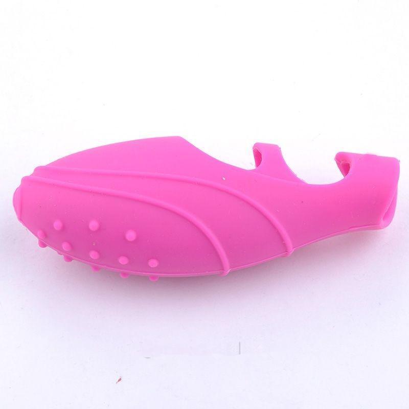 Venta caliente del bailarín de vibrador de dedo, a prueba de agua zapatos de baile del dedo, del clítoris, estimulador del punto G, sexo juega para las mujeres, productos del sexo