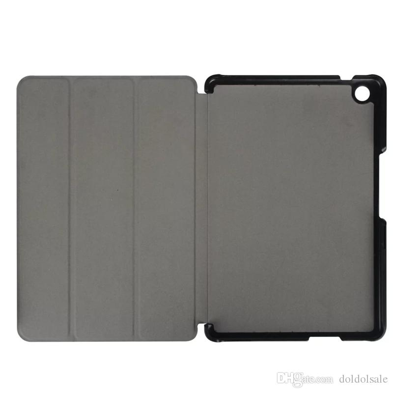 """Ultra Slim PU Leather Cover for 2016 Asus Zenpad Z8 ZT581KL 7.9"""" Tablet Case with Stand"""
