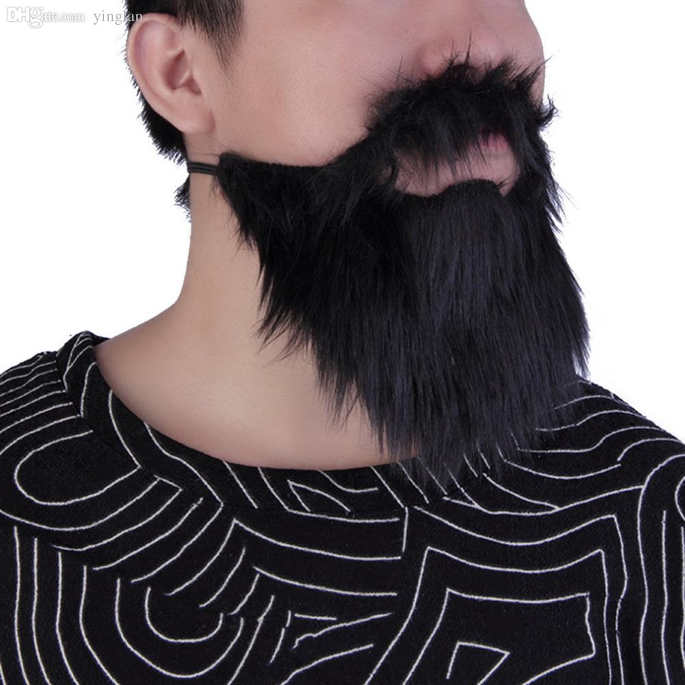 Großhandel Großhandels Abendkleid Schnurrbart Fälschungs Bart Bart ...