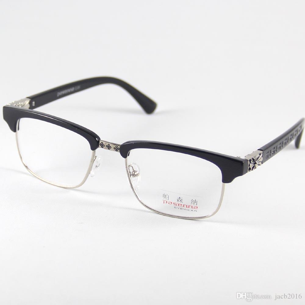 Großhandel Unisex Erwachsene Brille Brillen Vollrand Rahmen Brille ...