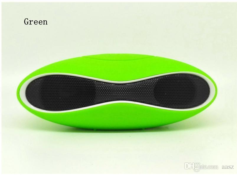 Mini altavoz portátil multifuncional caliente del fútbol Presidente inalámbrico estupendo micro de FM del altavoz de Bluetooth para el iPhone para Samsung