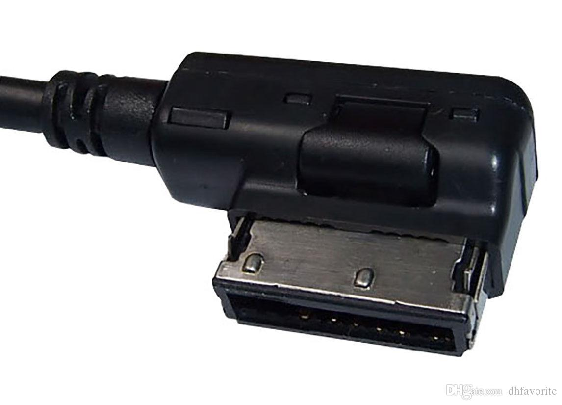 AMI MMI 3.5 мм AUX Micro USB-интерфейс Автомобильный адаптер Кабель для смартфона Android Huawei Samsung HTC Fit Audi A3 A4 A5 A6 A8 S5 Q5 Q7 TT