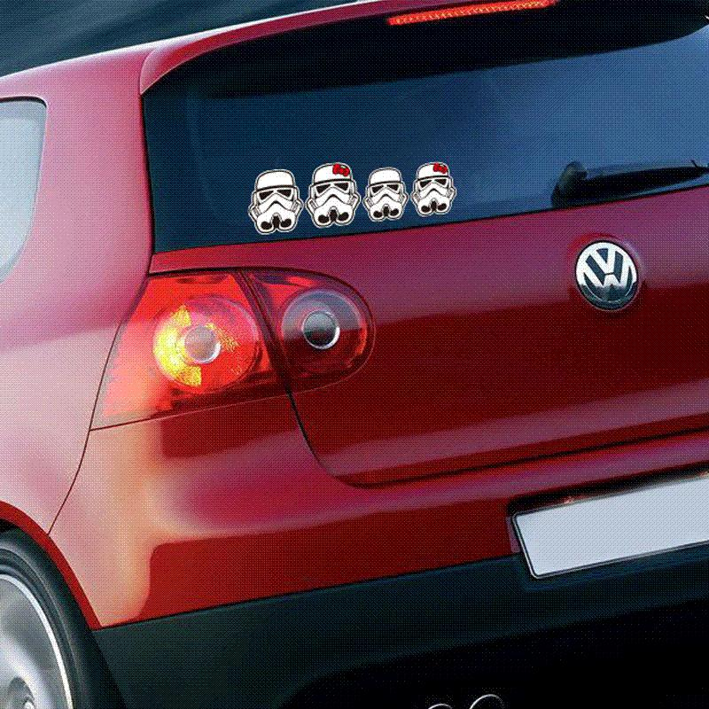 2018 etie car styling funny car sticker decal motorcycle cool star wars custom car window stickers online vinyl wrap sticker on auto from tanliyan