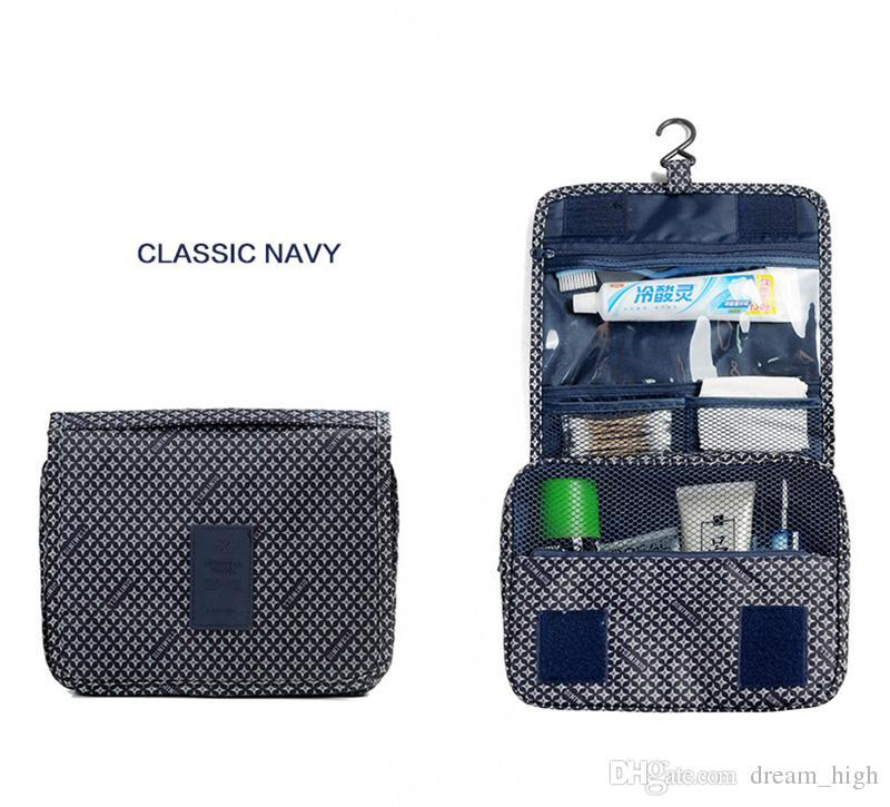 Borsa da toilette Borsa cosmetica multifunzione Borsa da trucco portatile Borsa da viaggio organizzatore da viaggio impermeabile borse da donna