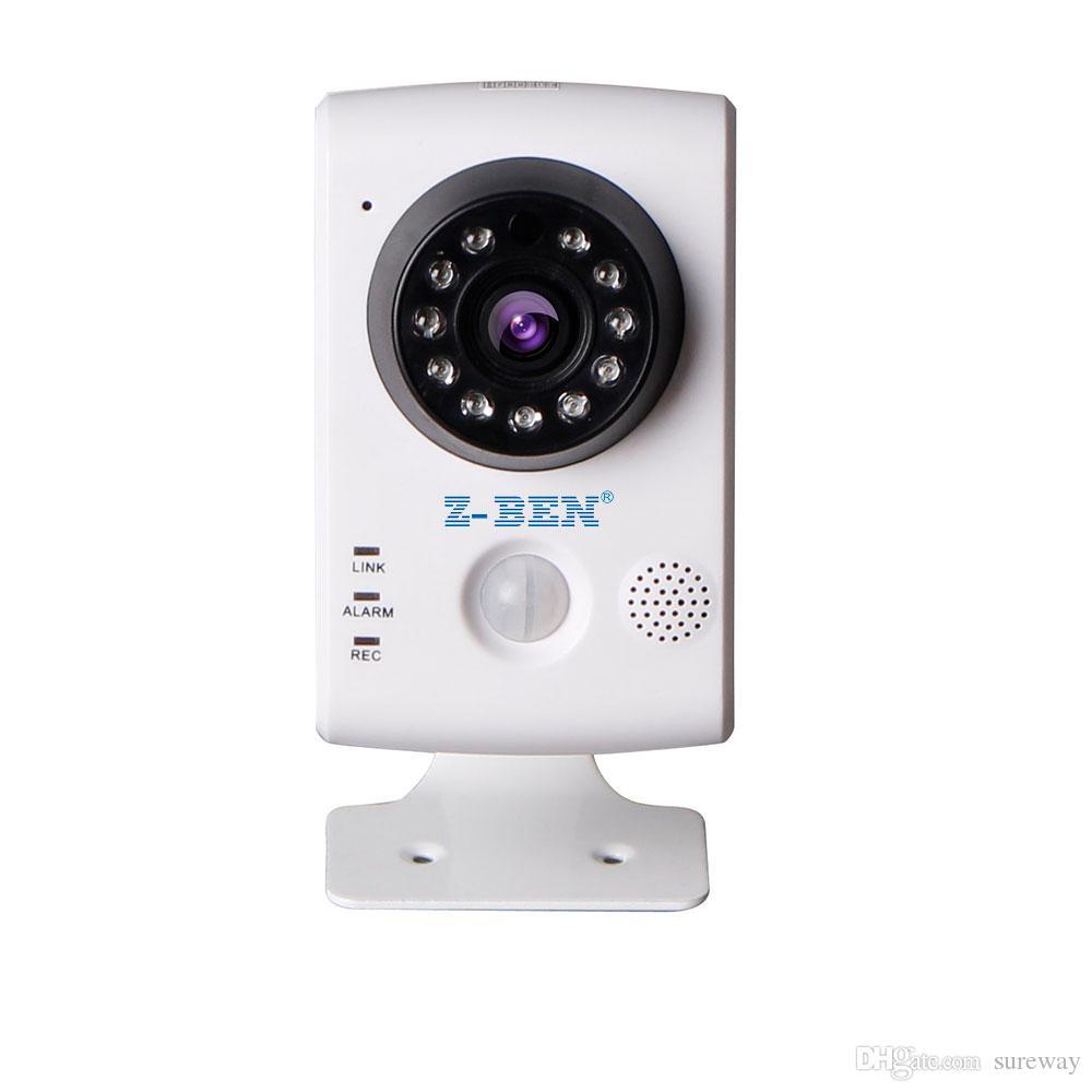 مصغرة واي فاي كاميرا IP لاسلكية 720P HD كاميرا ذكية P2P الدوائر التلفزيونية المغلقة الأمن كاميرا حماية الوطن المحمول عن بعد كاميرا