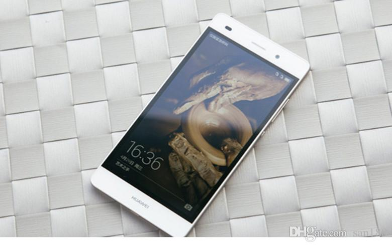 Octa core 4G network Ram 2GB Rom 16G unlocked smart phone 1080P video 5 inch P8 huawei cell phone Android with WIFI GPS