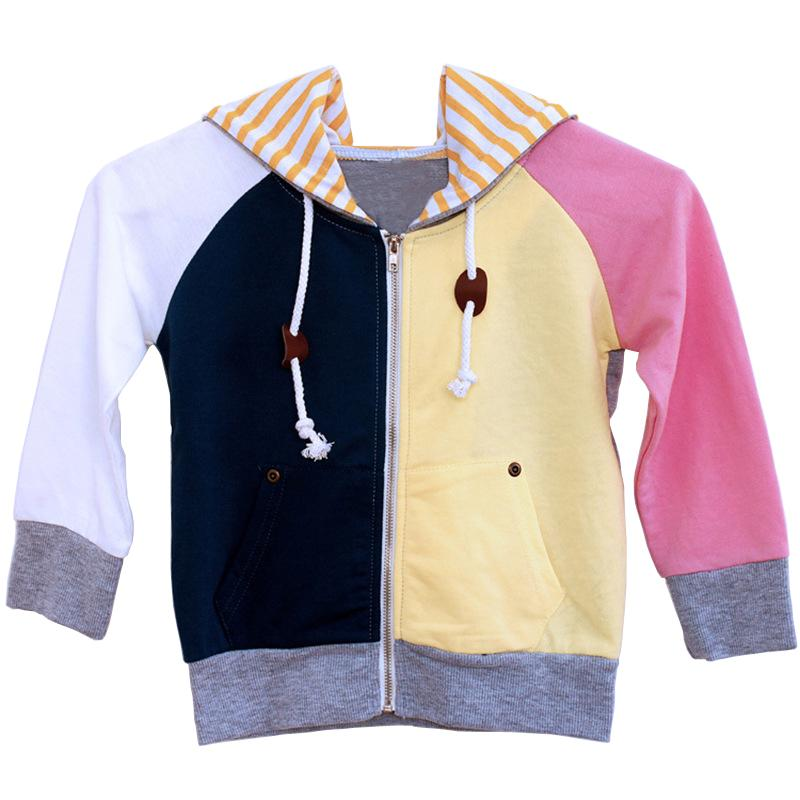 492b9c734 Wholesale- Baby Boys Girls Jacket Spring Clothes 2016 New Kids ...