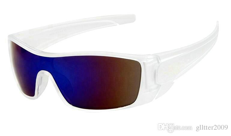 neue Sommer beliebte Sonnenbrille Marke Schutzbrille Sonnenbrille Herren Outdoor-Sport Dazzle Farbe Gläser 10 Farben Mischauftrag 2020 Eyewear