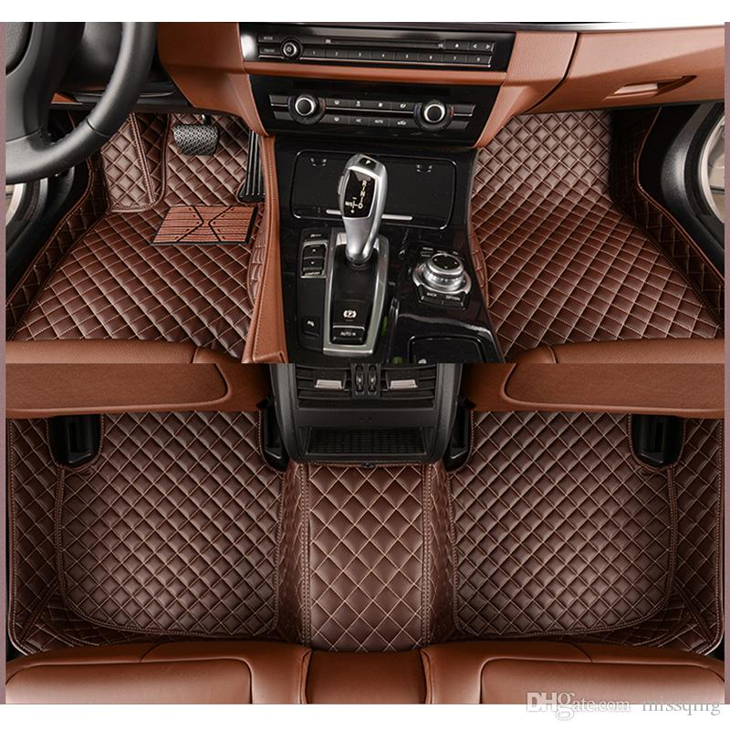 custom weather all pin mats protect gledring fit your elantra car hyundai floor