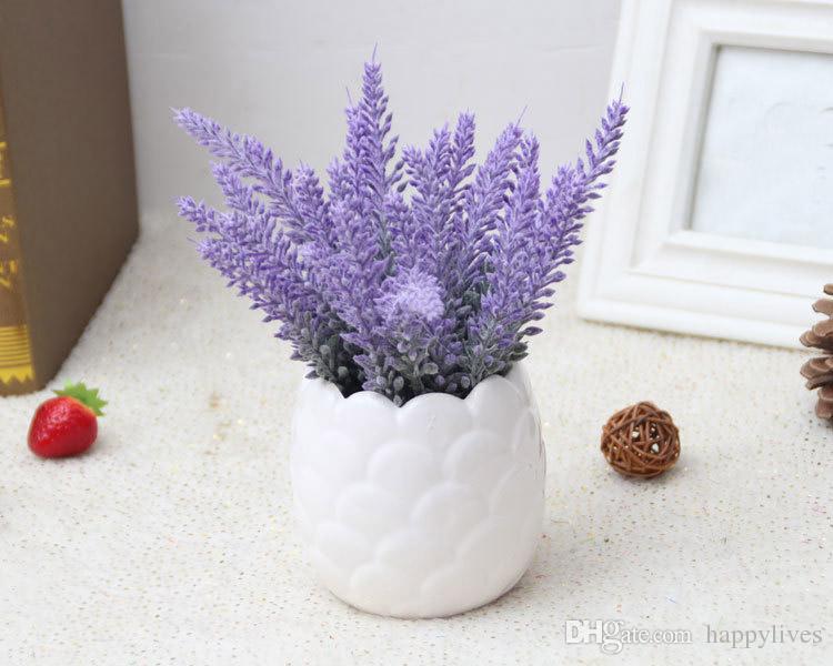 Artificial Cactus Flowers Plants In Pot Home Decor Garden Green & Purple Cactus Plants Plastic Cactus Decorative Cactus Succulent Plant
