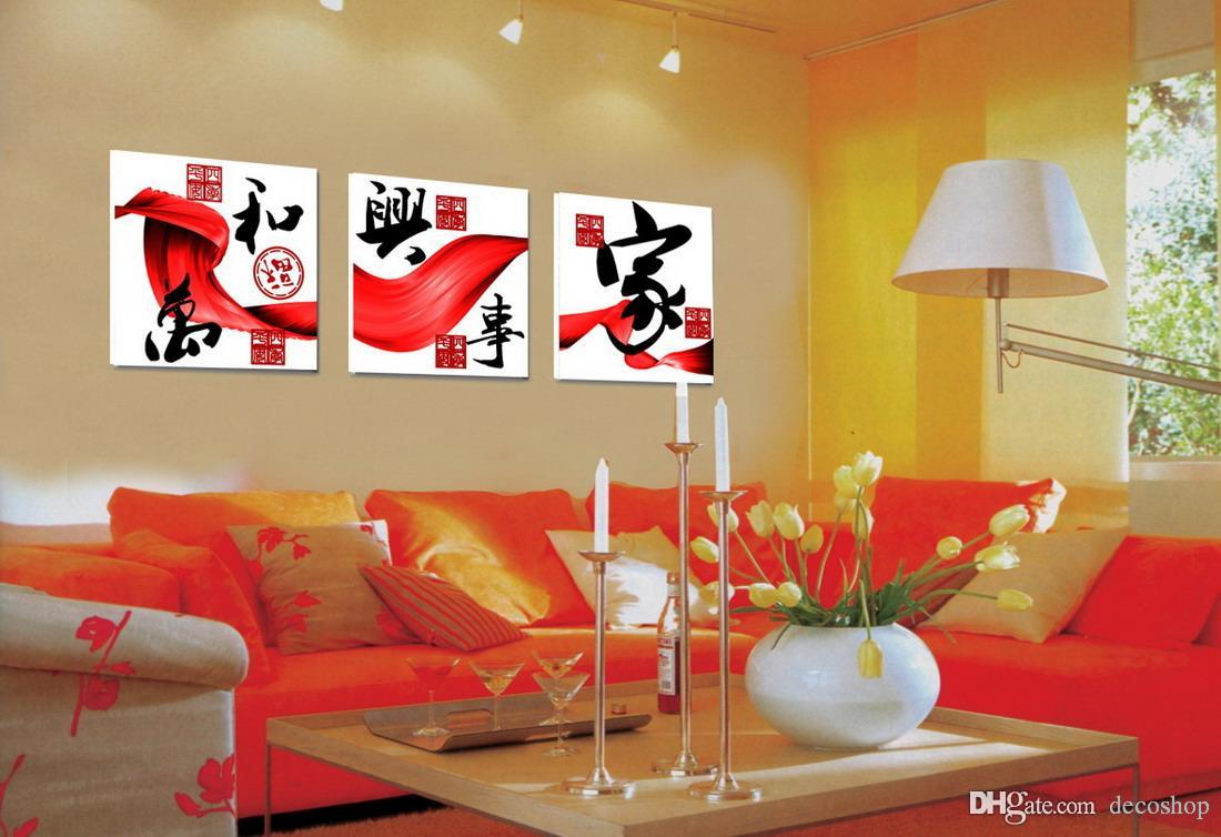 Online Cheap Feng Shui Wall Art Canvas Hd Print Decorative Zen ...