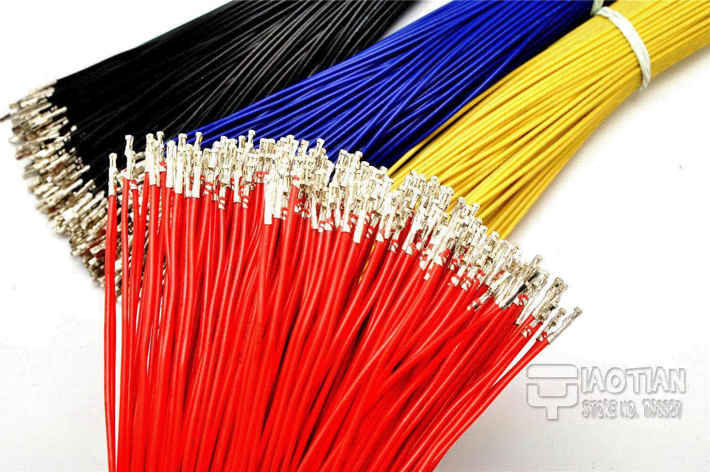 Großhandel 25cm 1p Pin Header Jumper Wire Dupont Kabel Für Arduino ...
