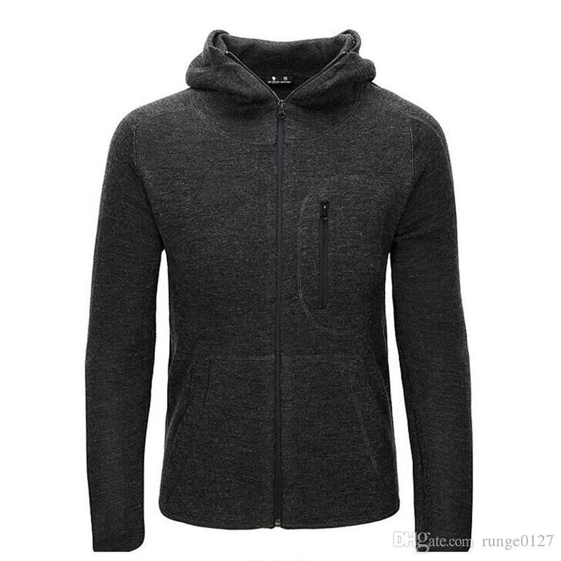 TAD Style Wool Sweatshirts Outdoor Camping Men Merino Wool Hoodies Knitted  Man Hoody Sweatshirt Spring Autumn Hooded Jacket UK 2019 From Yymq0404 d9f14225f
