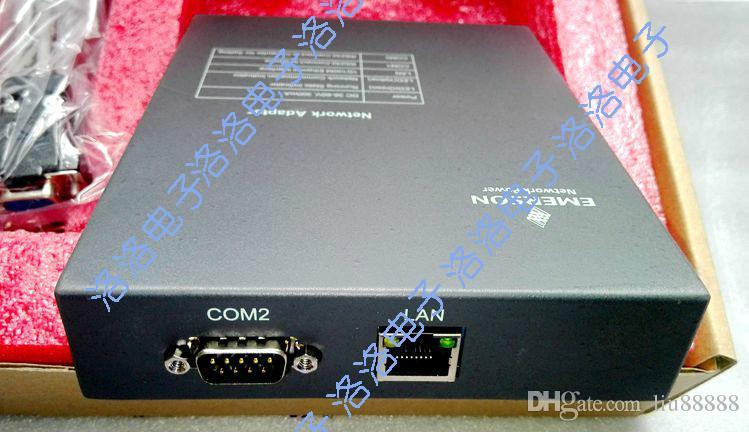 Hochwertige Server-Stromversorgung für Emerson PSNA Web / SNMP-Agenten