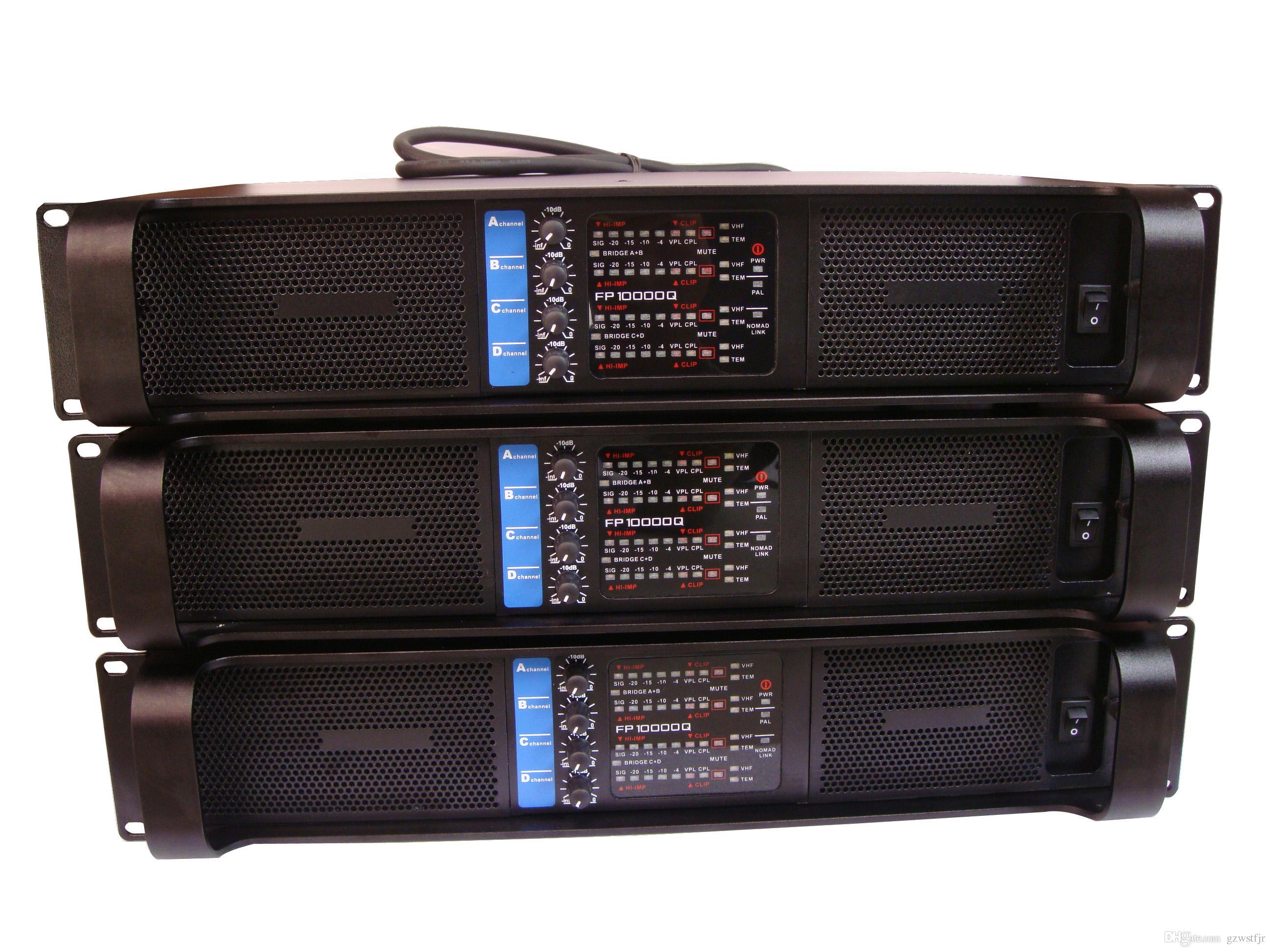 fp10000q 4 channel amplifier fp10000q gruppen line array amplifier professional 4 2500w lab. Black Bedroom Furniture Sets. Home Design Ideas