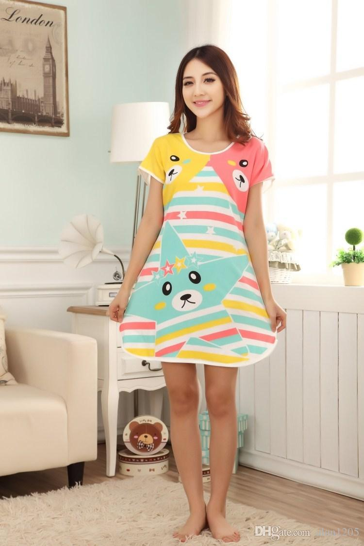 Awesome Womens Gowns Sleepwear Picture Collection - Wedding and ...