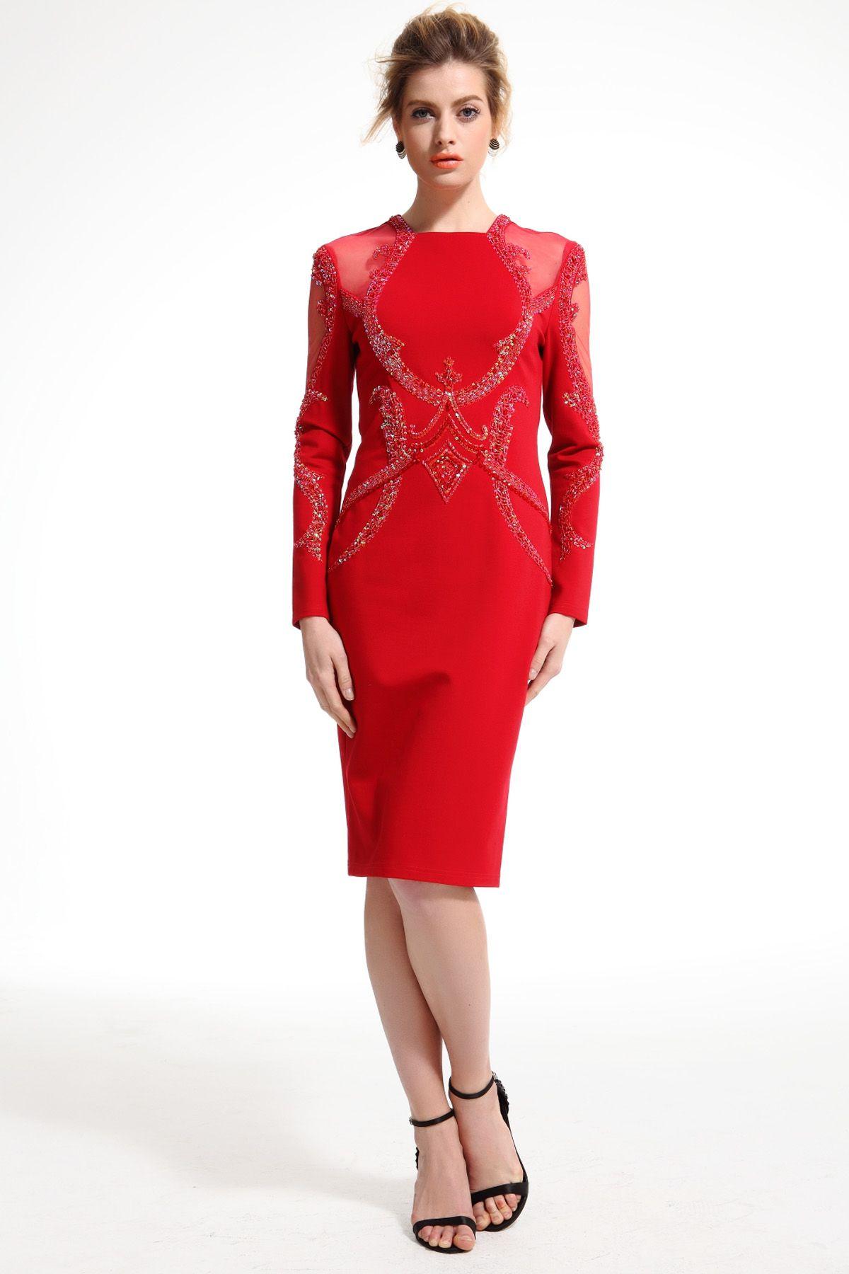 Autumn Style Wholesale Clothing Latest Designs Transparent Long ...