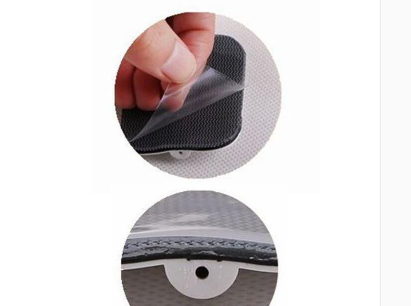 dhl 7 * 11cm Grandi elettrodi TENS a lunga durata in gomma siliconica