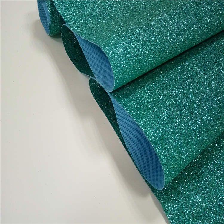 New design custom glitter wallpaper for walls roll decor