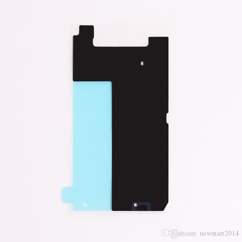 Front Camera Earpiece Speaker Plate home button flex cable For iphone 6 Full LCD Display Repair Parts