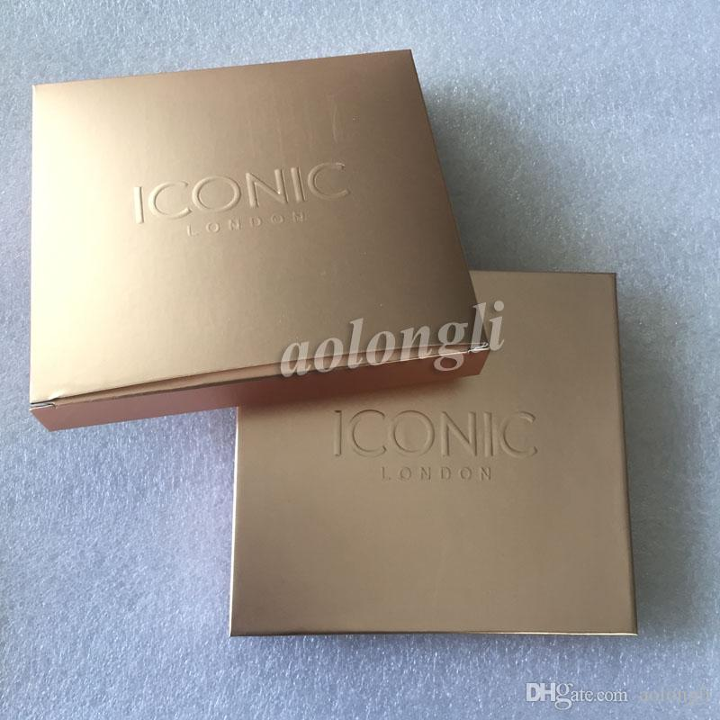 Professional Eyeshadow Palette ICONIC LONDON Limited Edition Day to Slay Shine Matte Glitter Eyeshadow palette Eyes Cosmetics