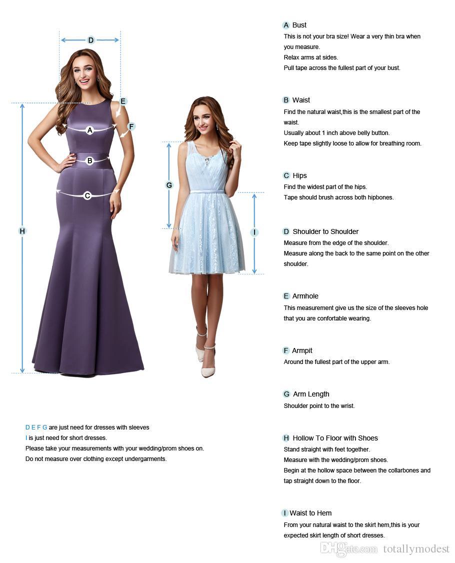 2019 New Sheath Crepe Short Modest Brautkleid Mit 3/4 Ärmeln Einfache Vintage Knielangen Informelle Modest Brautkleider Nach Maß