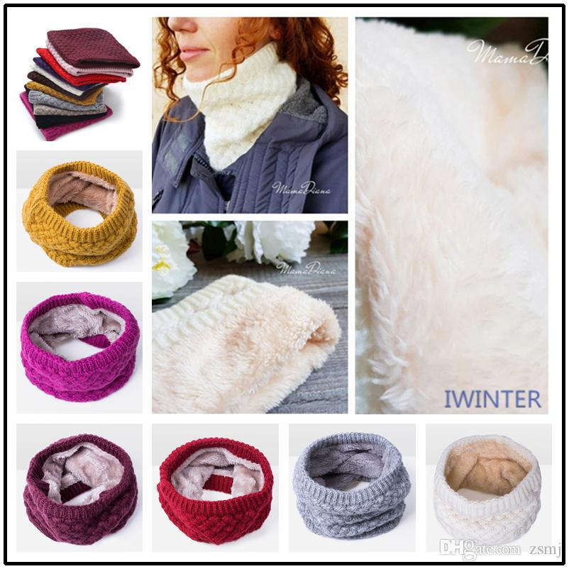 Apparel Accessories 100% Quality 2018 Fashion Unisex Winter For Women Men Kids Baby Knitted Scarf Thickened Wool Collar Scarves Boys Girls Cotton Neck Scarf Fixing Prices According To Quality Of Products Girl's Accessories