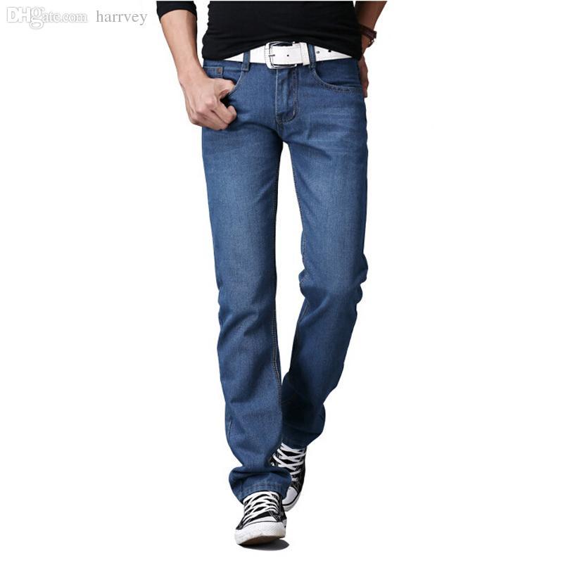86ffa08a47858 2019 Wholesale 2016 Fashion Famous Brand Men True Jeans Denim Pants  Motorcycle Pantalones Vaqueros Hombre Marce Macacao Masculino Mens MYA00125  From Harrvey ...