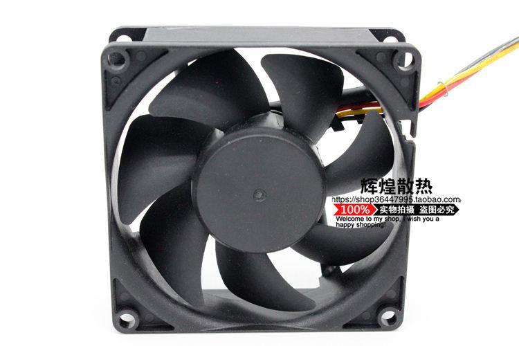 Novo Original Sunon PF80251B3-0000-G99 12 V 2.7 W 80 * 80 * 25 MM 8 cm Tacômetro Sinal ventilador de refrigeração