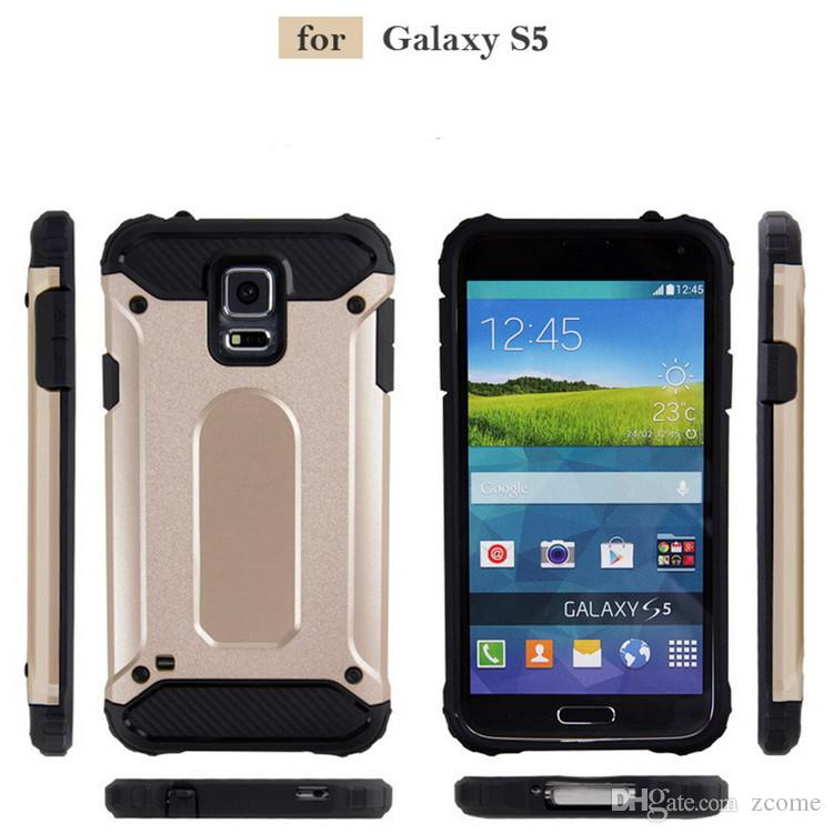 new styles cc647 cfb0e Slim Armor Hybrid Tough Case Heavy Duty Defender Cover Shockproof Protector  for Samsung Galaxy note 5 4 3 S5 S3 S4 G530 A9 pro