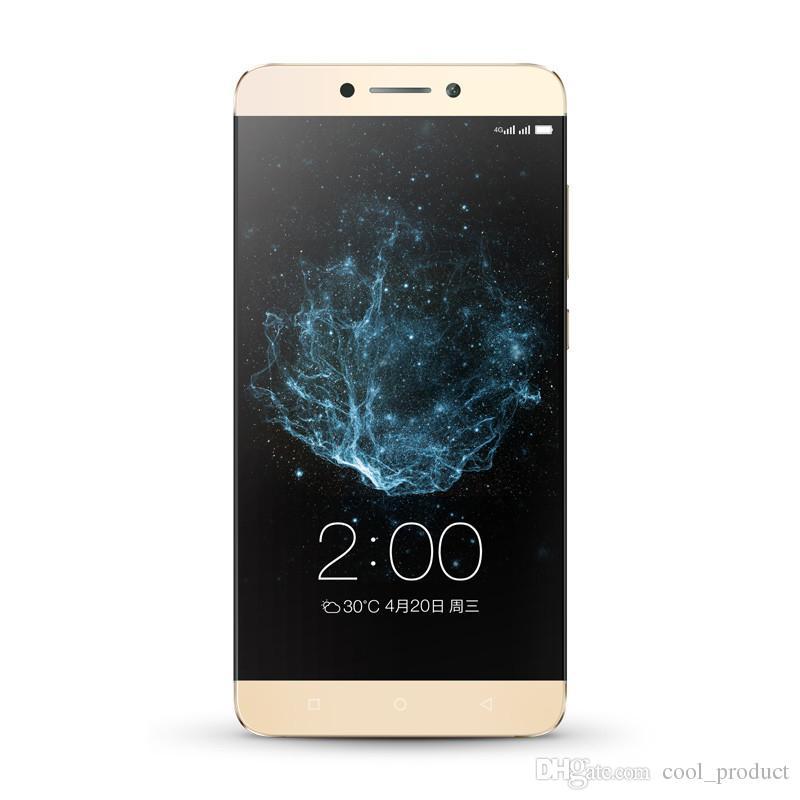 Original Letv Le Max 2 Le X820 Mobile Phone Snapdragon 820 Quad Core 4GB  RAM 32GB ROM 5 7inch 2K Screen 21 0MP Fingerprint 4G LTE Cell Phone