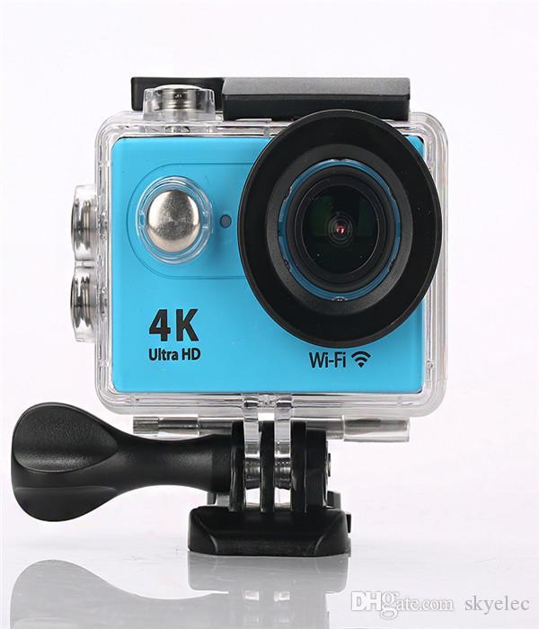 جديد عمل الكاميرا hd الحد السلس الأصلي eken h9 h9r الترا hd 4 كيلو 25fps النائية wifi 2.0