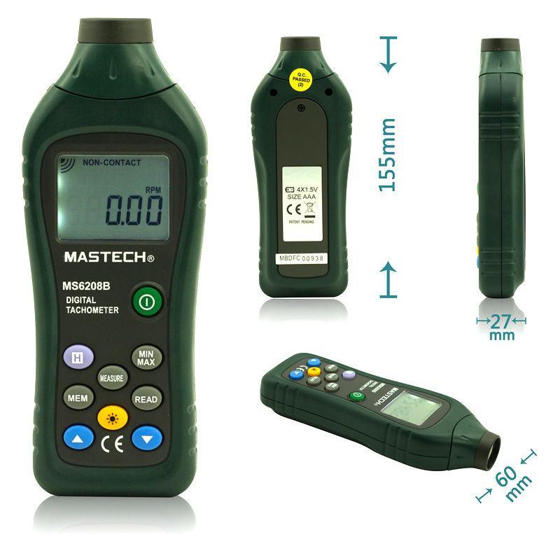 Non-Contact digital tachometer (3)