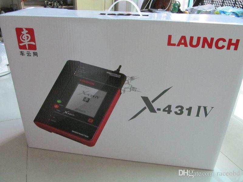 Launch X431 IV Master 100% auto scan tool Бесплатное обновление на официальном сайте Launch 2 года гарантии dhl free