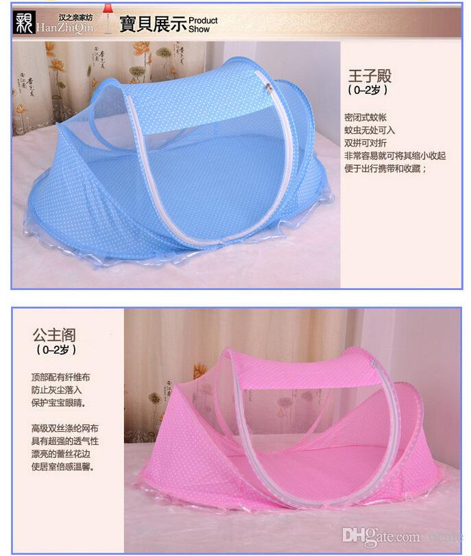 Two Types Of Mosquito Net And Crib Netting For Little Baby With Blue Pink Color Polyester Tongue Crib Crib Tent Canada From Ocale $32.17| Dhgate.Com  sc 1 st  DHgate.com & Two Types Of Mosquito Net And Crib Netting For Little Baby With ...