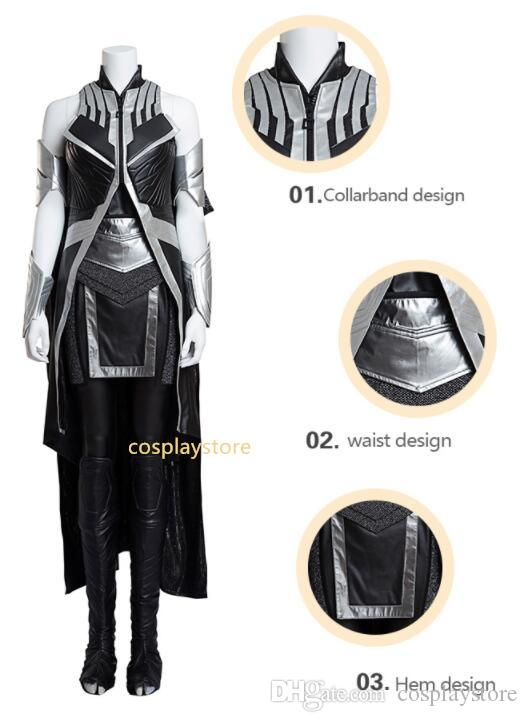 X Men Costume Apocalypse Storm Ororo Munroe Cosplay Costume Deluxe Outfit Halloween Cosplay For Adult Women Halloween Costumes Themes For Work Group